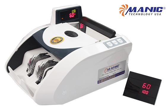 máy đếm tiền manic b-3032