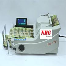 máy đếm tiền xinda zcxd 1718