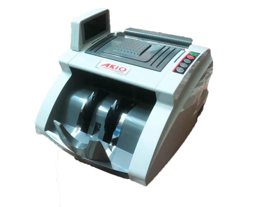 máy đếm tiền akio ad - 68