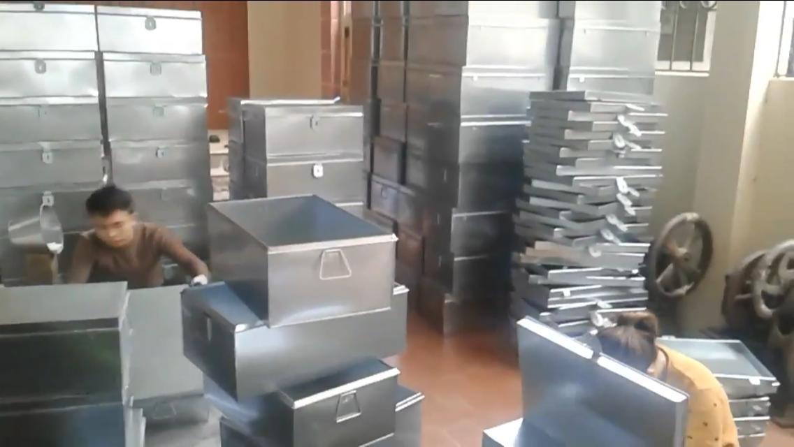 thùng tôn đựng hồ sơ tại đà nẵng